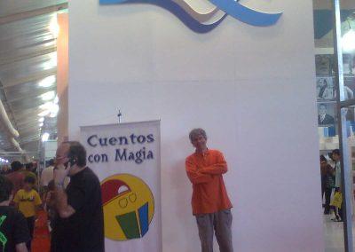Feria del Libro Est. Mapocho