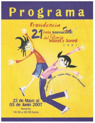 Feria del Libro - Providencia
