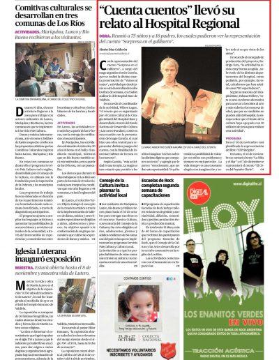 CcM Teatro en Valdivia